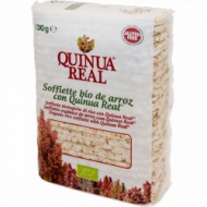 Chlebek ryżowy z quinoa BIO 130 g Quinua Real