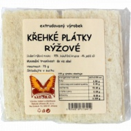 Chlebek chrupki wielozbożowy 75 g Natural